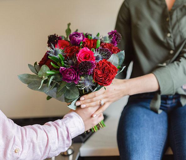 Bouquet Flower Subscription