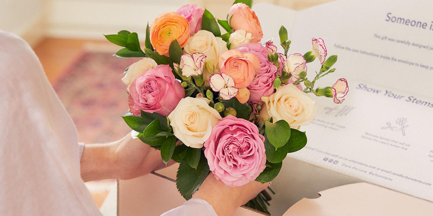 Garden Roses for Mother's Day