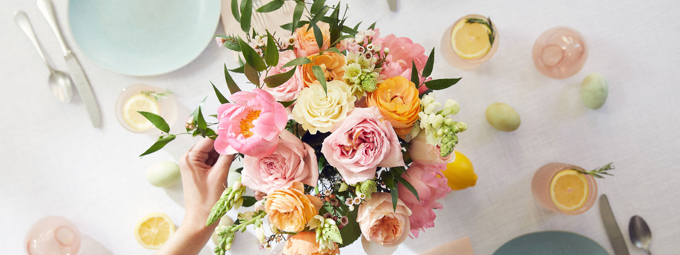 Best flowers to send for Easter