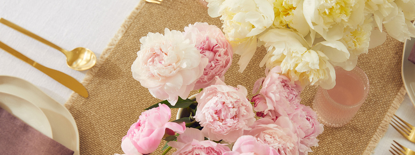 Why you should send peonies for Mother's Day